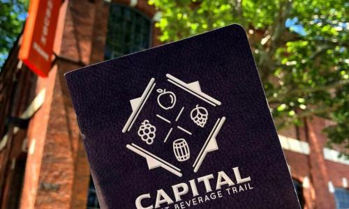 Capital Craft Beverage Trail Passport