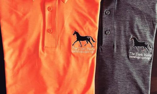 Dark Horse Mercantile shirt display