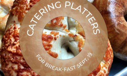 Saratoga's Broadway Deli Catering Platters