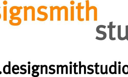 Designsmith Studio business card