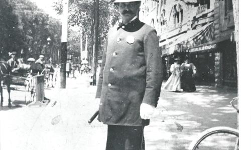 Edward Morrison Bolster