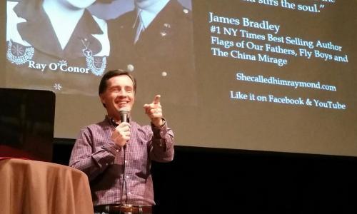 Ray O'Connor UIFN Presentation