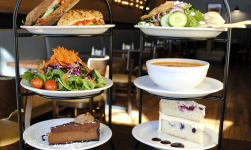 Whistling Kettle meal for two
