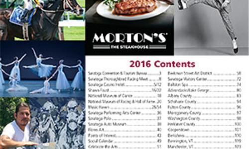 Slocum Publishing Table of Contents Saratoga magazine