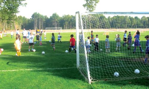 Gavin Park Soccer Game