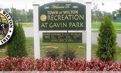 Gavin Park Town of Wilton Seal