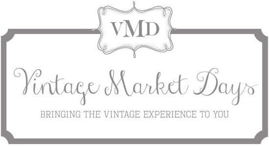 Vintage market days logo