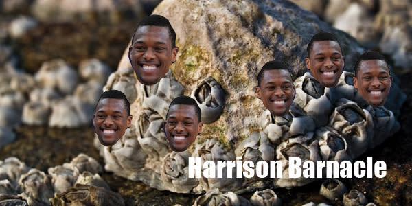 Harrison Barnes April Fools