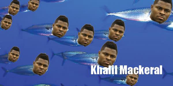 Khalil Mack April Fools