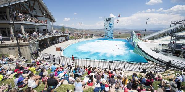 Utah Olympic Park Flying Aces