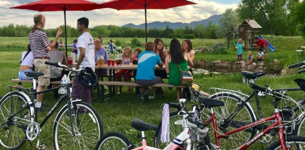 Boulder Bike Tours - Bike to Farm