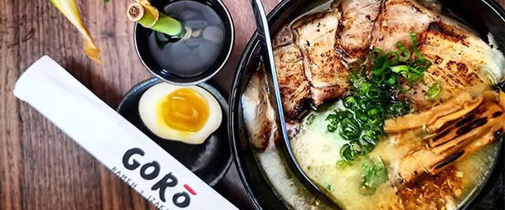 Goro Ramen 1634 N Blackwelder Ave Who Doesn T Love A Steaming Bowl Of Authentic Noodles On Cold Winter S Night During Late Hours