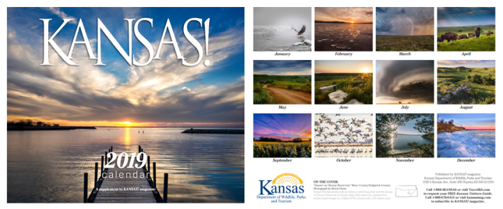2019 KSM Calendar