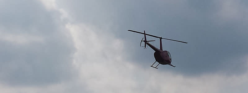 Hunters Helicopter