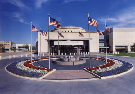 George H.W. Bush Presidential Library and Museum Exterior
