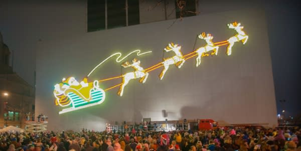 Night of Lights - Santa Claus