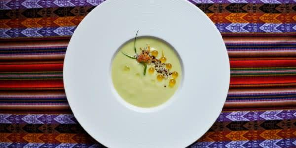 Latin Bites Gazpacho