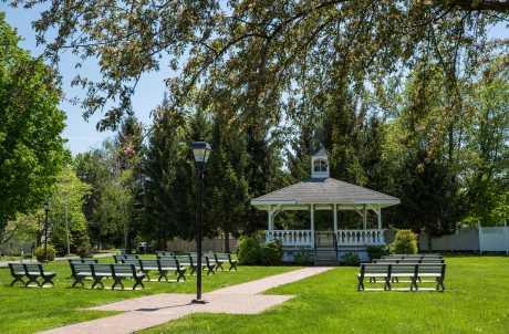 Fair Haven Bandstand Park