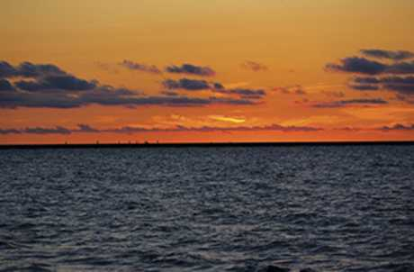 Fair Haven Beach State Park for TourCayuga