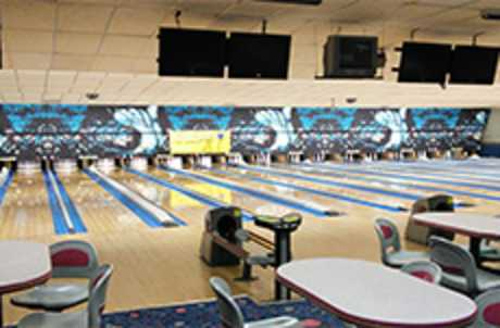 Falcon Lanes for TourCayuga