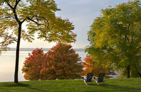 Fall Escape to the Finger Lakes