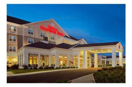 Hilton Garden Inn Auburn Exterior