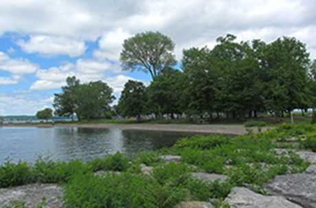 Long Point State Park for TourCayuga