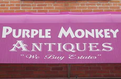 Purple Monkey Antiques for TourCayuga2