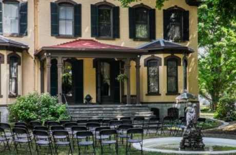 Events at the Seward House Museum
