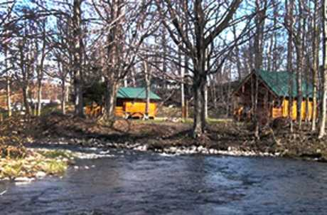 Sutter Creek Campground for TourCayuga