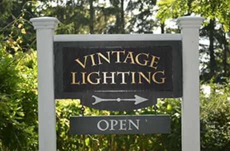 Vintage Lighting for TourCayuga