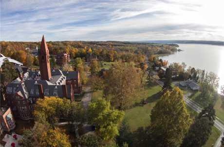 Wells College - Aurora NY