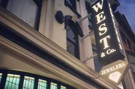 West and Company Diamonds