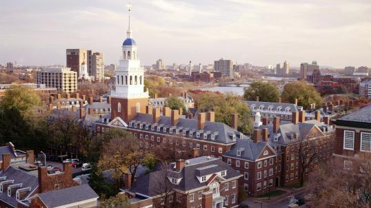 Harvard Square Business