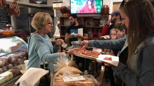 Michele Toporboston Food Tours