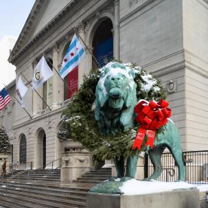 Celebrate the Holidays at the Art Institute