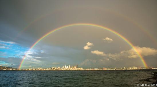 Does it Always Rain in Seattle?
