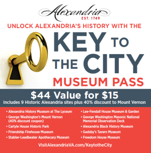 Key to the City ad