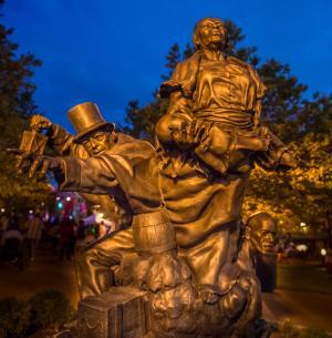 Harriet-Tubman Statue Wilmington Riverfront