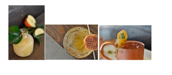 Social Costa Mesa Cocktails