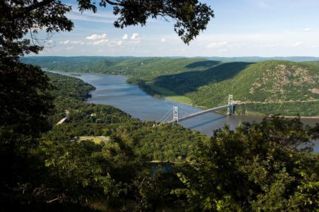 The Catskills of New York State
