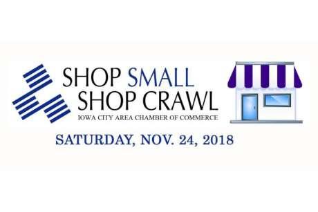 Shop Small Shop Crawl
