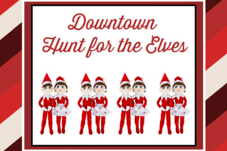 Downtown Hunt for the Elves