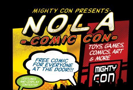 Nola Comic Con