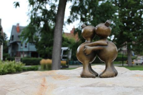 Memorial Art Gallery Sculpture Garden