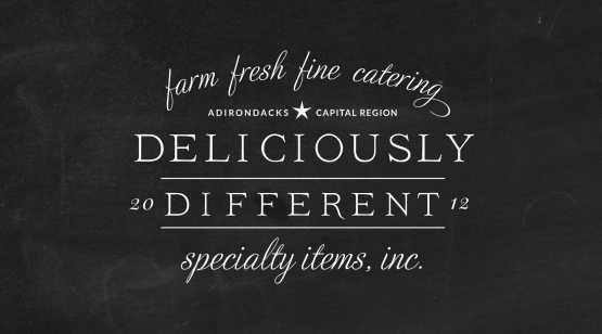 Deliciously Different logo