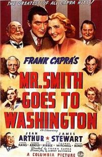 mr smith goes to washington PAC movie poster