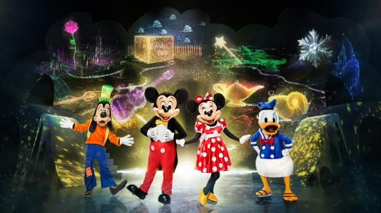 Disney on Ice Present's 'Mickey's Search Party'