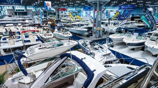 Progressive  Insurance New York Boat Show