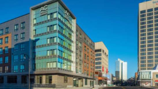 Ac Hotel By Marriott Worcester Hotels Are Designed For The Creative Well Traveled Entrepreneurial Spirits Who